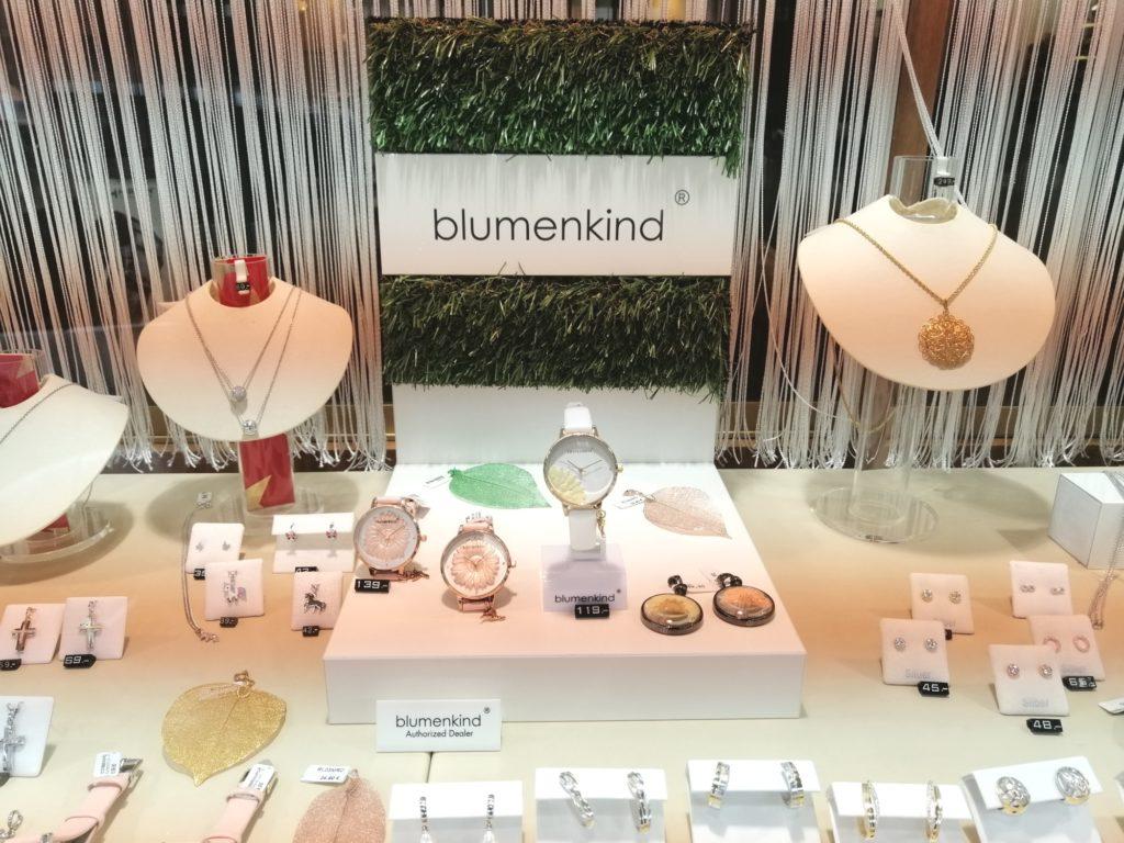 Blumenkind Schmuck Uhren Broschen Ohrringe Ketten