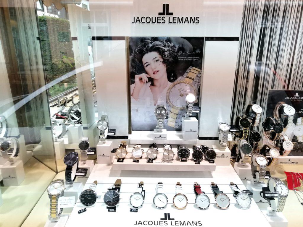 Uhren von Jacques Lemans