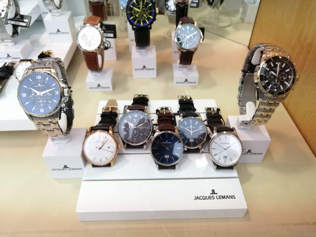 Jacques Lemans Herren Uhren