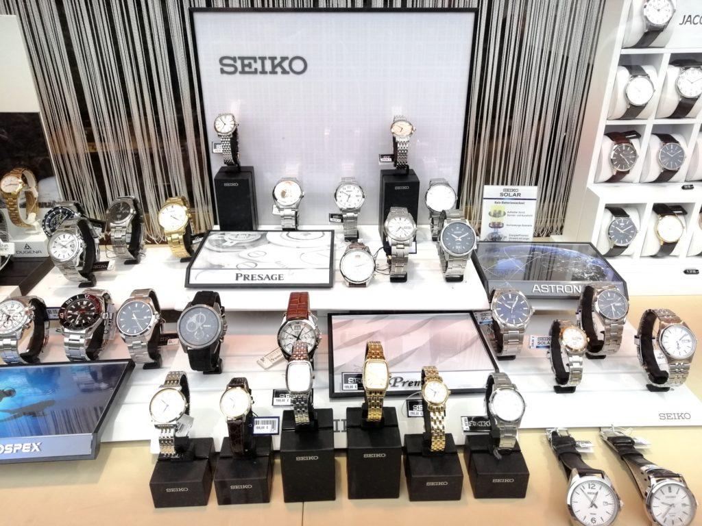 Seiko Uhren